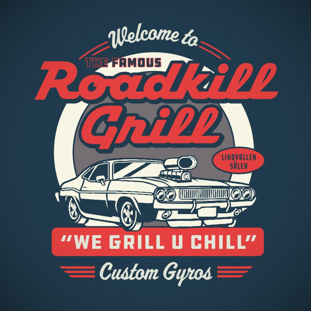 Roadkill grill logga