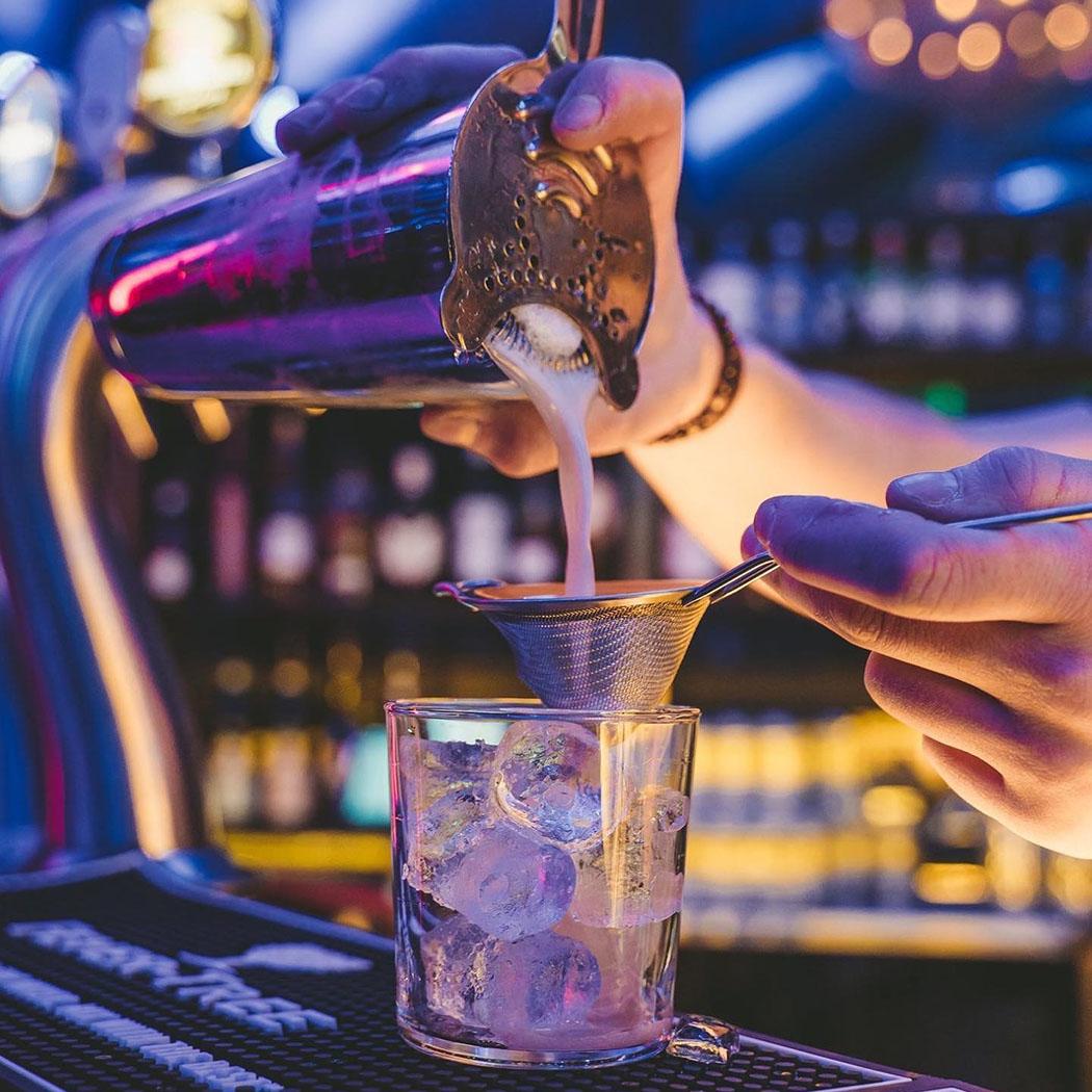 Drink bartender XS Sälen web