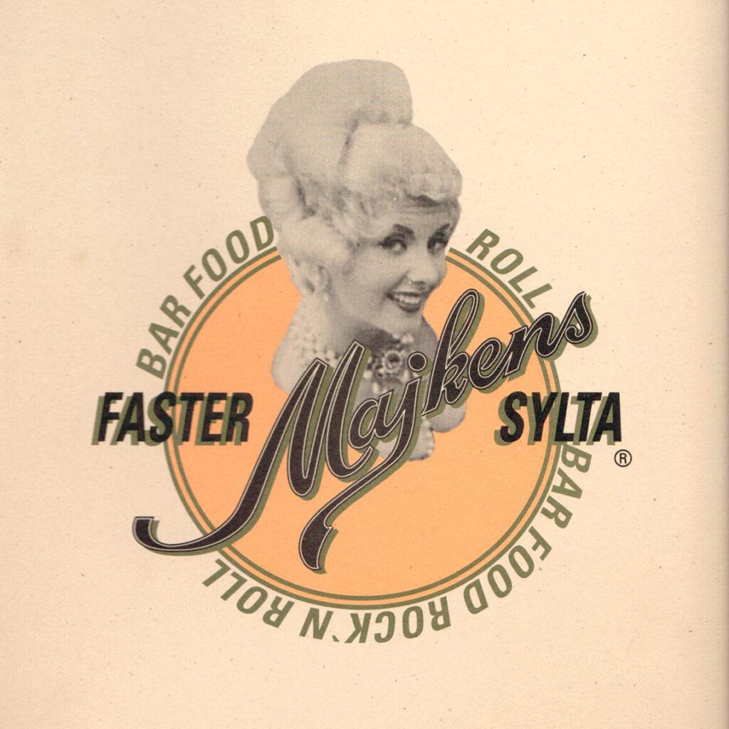 Faster Majken logo anno 1991