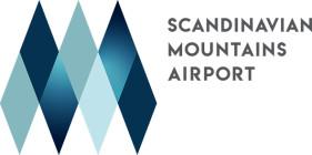 Scandinavian Mountains Airport logo