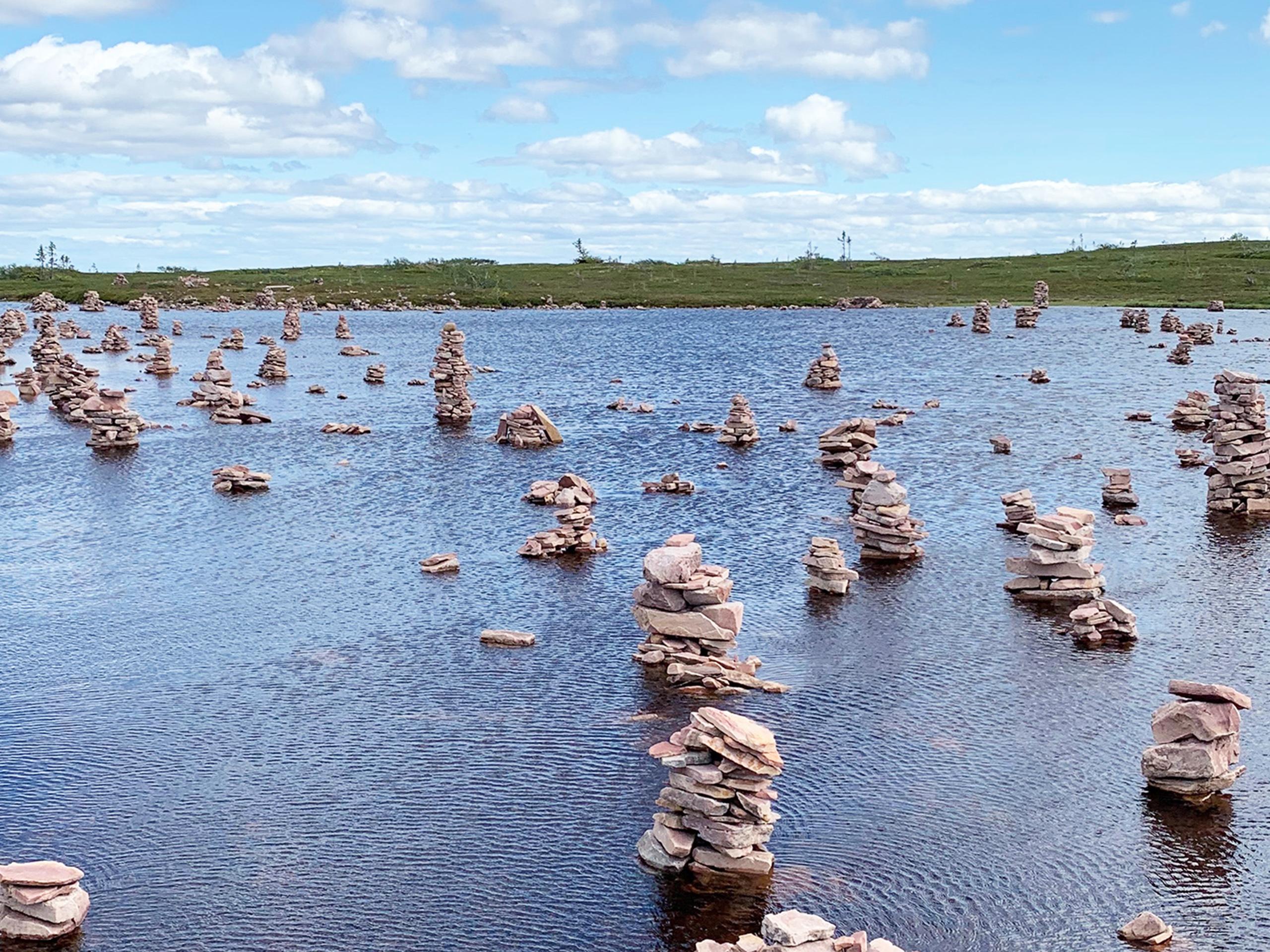 Stensjön soligt webbild